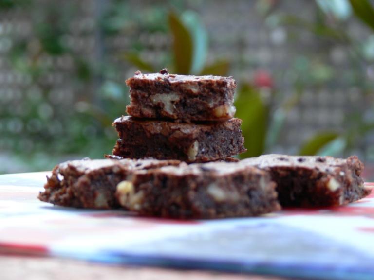 El Brownie más fácil del mundo