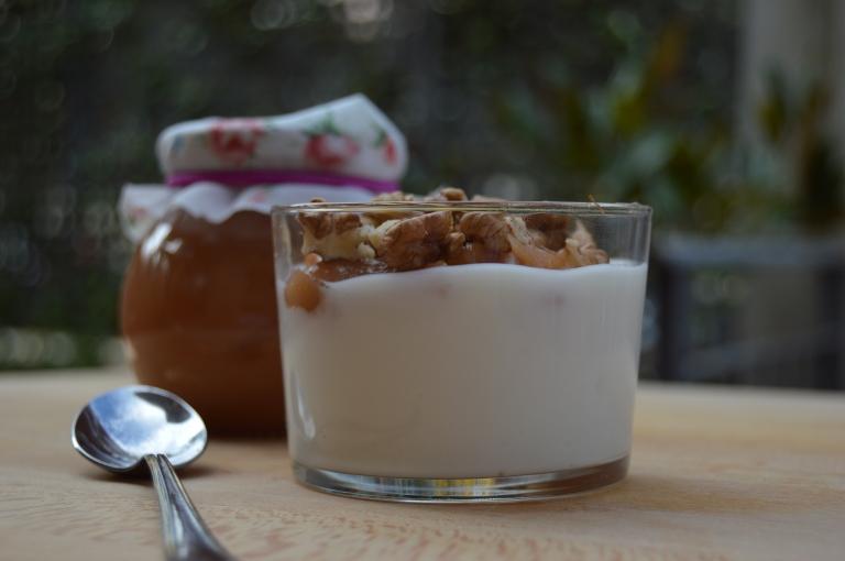 Crema o mermelada de membrillo sin azúcar - El clan de los sin trigo