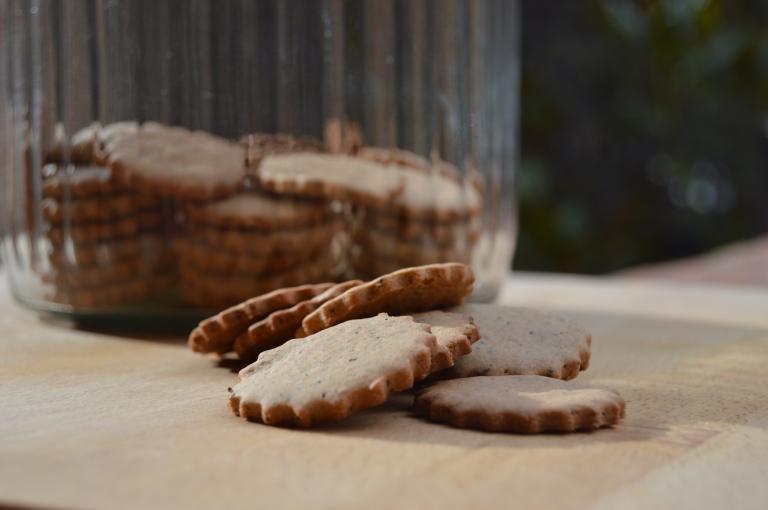 Galletas de trigo sarraceno - El clan de los sin trigo