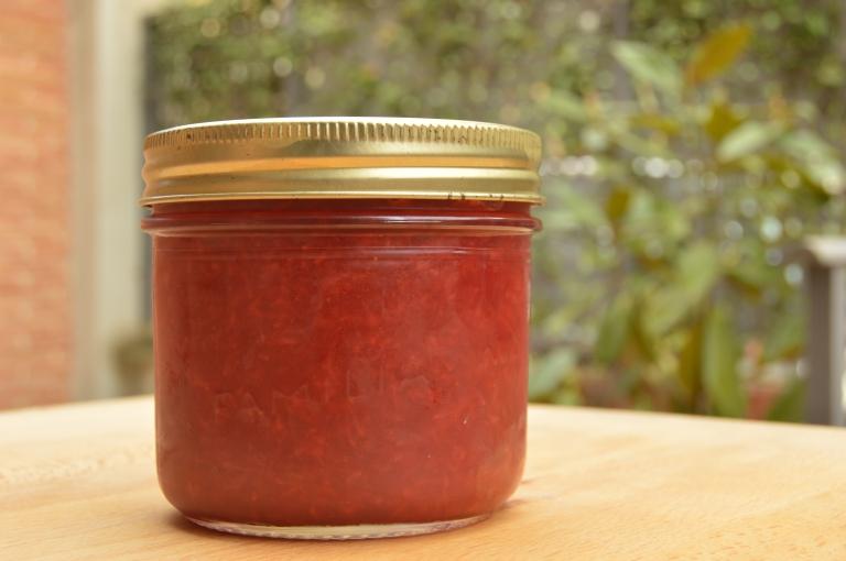 Mermelada de fresa sin azúcar - El clan de los sin trigo