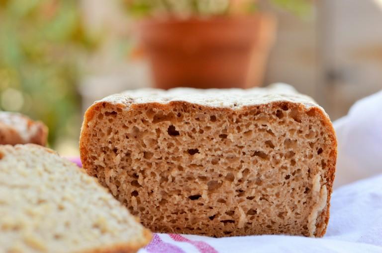 Pan 100% centeno - El clan de los sin trigo